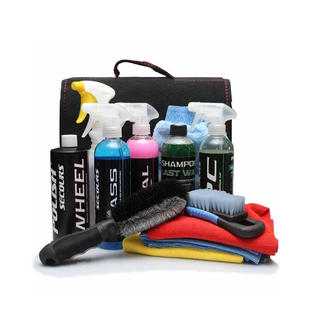 Pack lavage auto essentiel