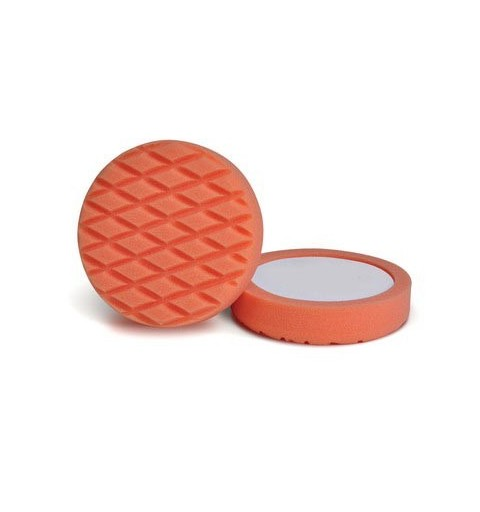 Diamond Cross - Orange Medium pad